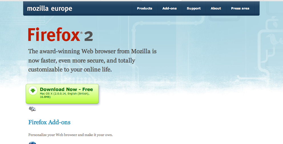 Liveblogging Firefox Download Day | Geekness – closer to the world