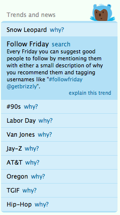brizzly-trends